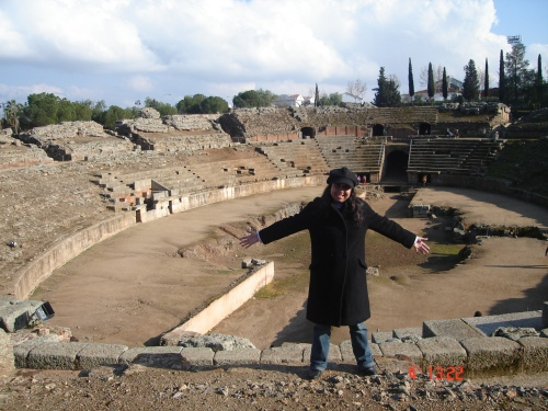 Mérida (anfiteatro romano)
